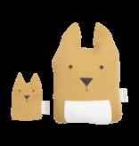 Fabelab FABELAB - Kussen Kangaroe met baby