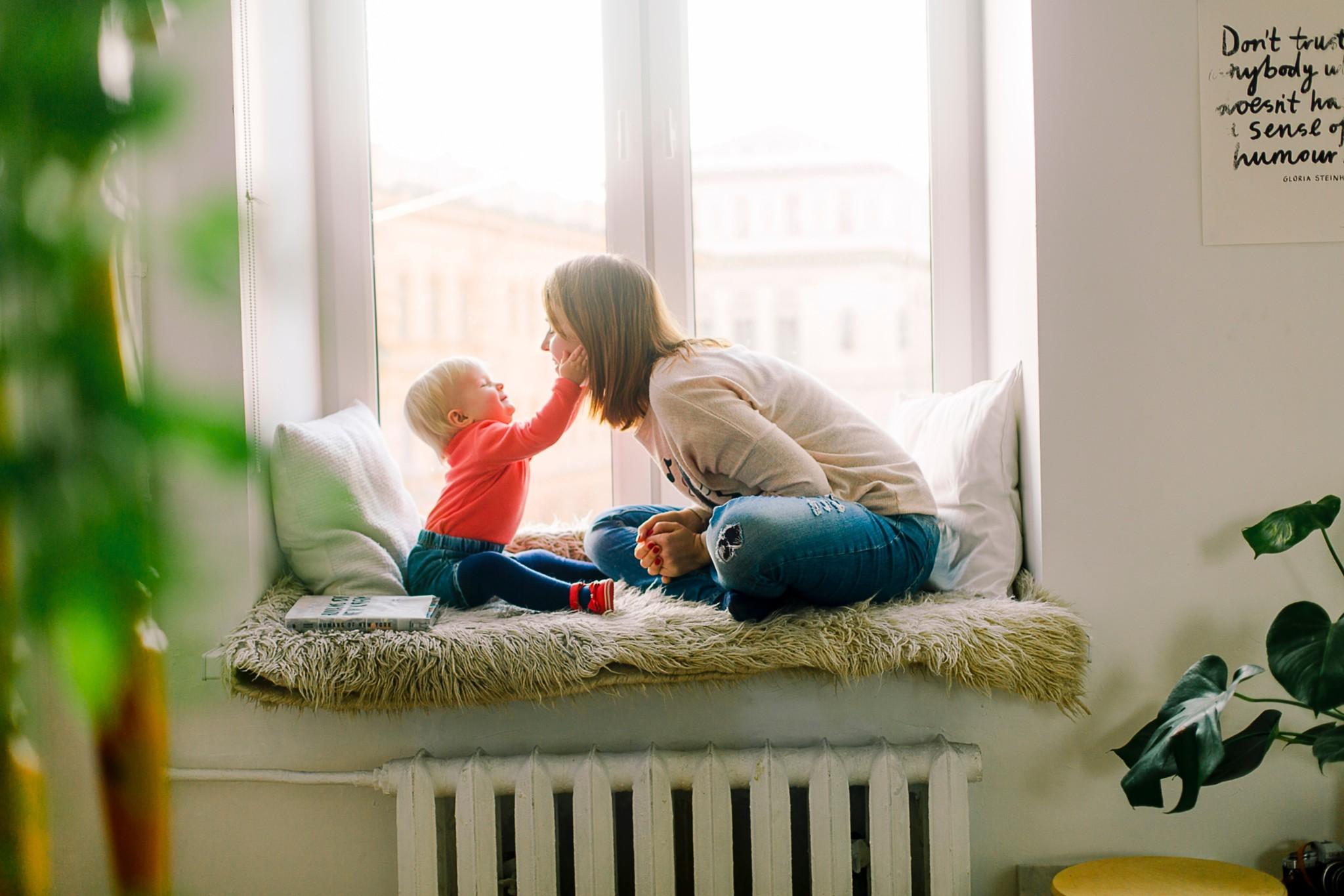 5 leuke kamerplanten voor in de babykamer