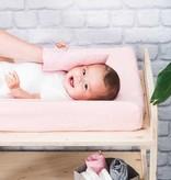 Jollein JOLLEIN - Hydrofiele washandjes 3 pack mini dots Blush Pink