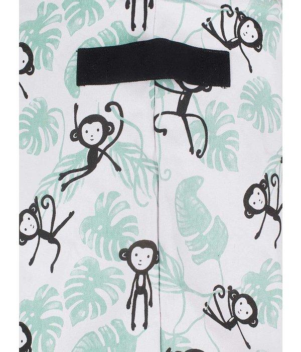 Jollein JOLLEIN - Canvas mand Monkey Island XL