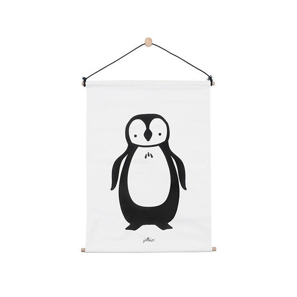JOLLEIN - Canvas poster Pinguïn