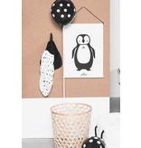 Jollein JOLLEIN - Canvas poster Pinguïn