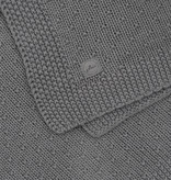 Jollein JOLLEIN - Gebreide deken Bliss Knit Grijs 100x150