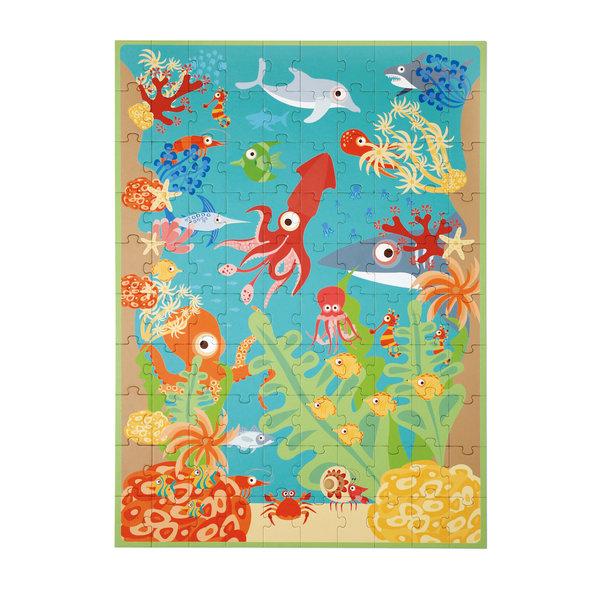Scratch - Puzzel Oceaan