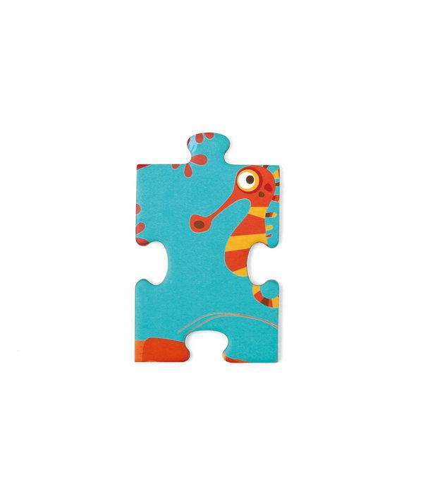 Scratch Scratch - Puzzel Oceaan