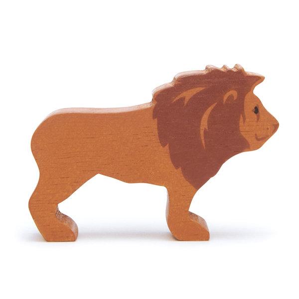 Tender Leaf - Houten dieren - Leeuw