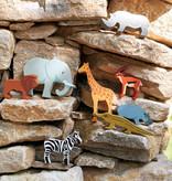 Tender leaf Toys Tender Leaf - Houten dieren - Antilope