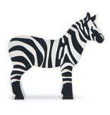Tender leaf Toys Tender Leaf - Houten dieren - Zebra