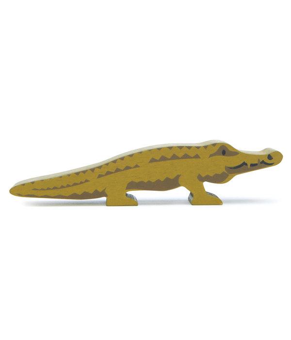Tender leaf Toys Tender Leaf - Houten dieren - Krokodil