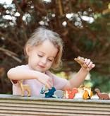 Tender leaf Toys Tender Leaf - Houten Bos dieren set