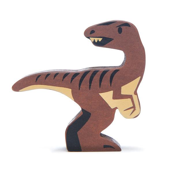 Tender Leaf - Houten dino's - Velociraptor