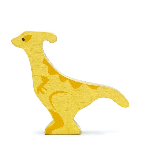 Tender leaf Toys Tender Leaf - Houten dino's - Parasaurolophus