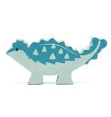 Tender leaf Toys Tender Leaf - Houten dino's - Ankylosaurus