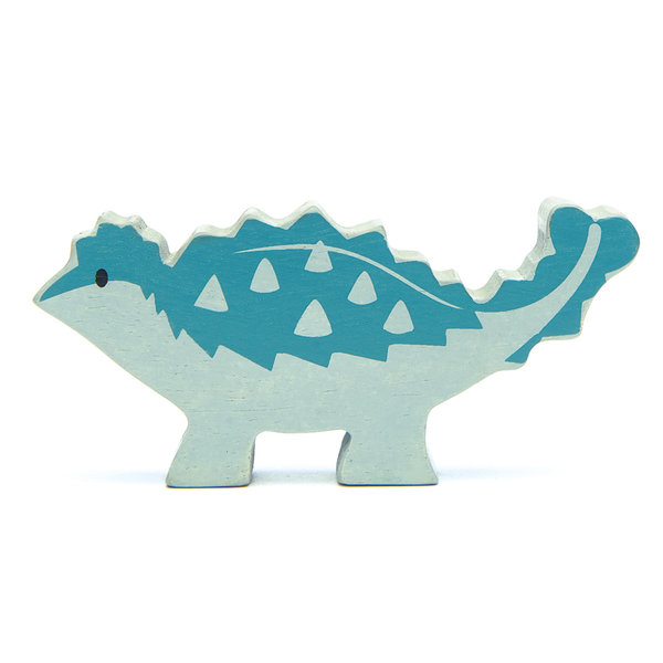 Tender Leaf - Houten dino's - Ankylosaurus