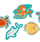 Scratch Scratch - Beginners puzzel Oceaan