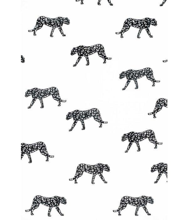 Jollein JOLLEIN - Hydrofiele doeken Leopard 4pack