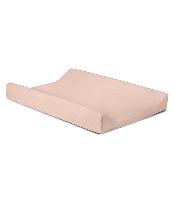 Jollein Jollein - Aankleedkussenhoes badstof Pale Pink
