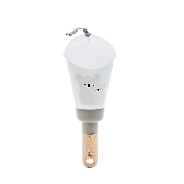 Polochon & Cie - Nomad lamp  Koala's Grijs