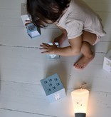Polochon & Cie Polochon & Cie - Nomad lamp  Koala's Grijs