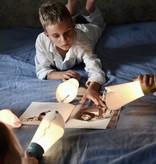 Polochon & Cie Polochon & Cie - Nomad lamp  Tipi Grijs