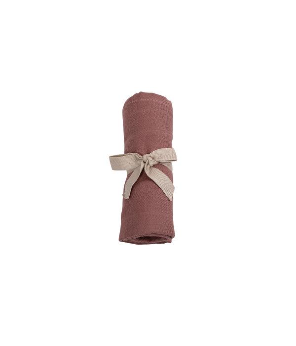 Filibabba Filibabba - Hydrofiele doek Dusty Rose