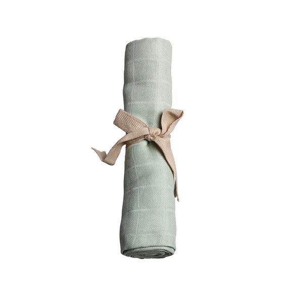 Filibabba - Hydrofiele doek Dark Mint
