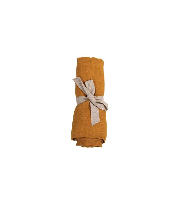 Filibabba Filibabba - Hydrofiele doek Golden Mustard