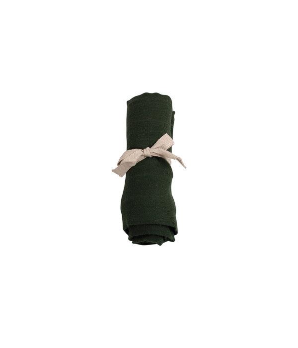 Filibabba Filibabba - Hydrofiele doek Dark Green