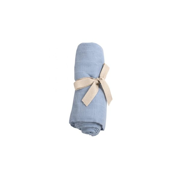 Filibabba - Hydrofiele doek Powder Blue