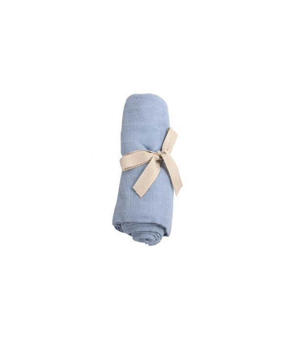 Filibabba Filibabba - Hydrofiele doek Powder Blue