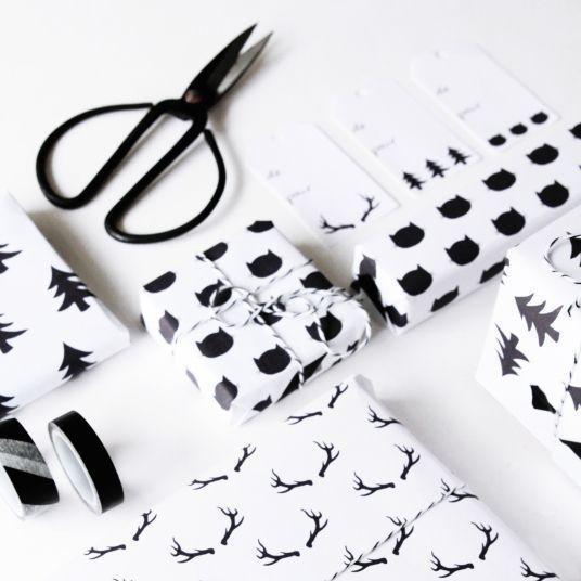 Inpakken van cadeautjes: de trends