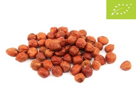 Organique les noisettes décortiquées Natural 11-13 Turquie