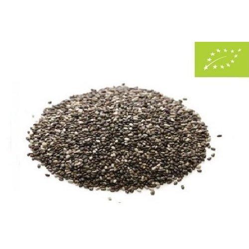 Graines de chia noires bio