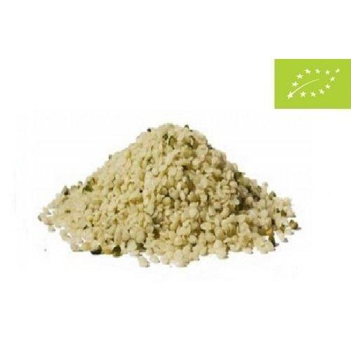 Organic hemp seed