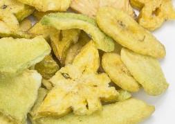 Chips de fruta