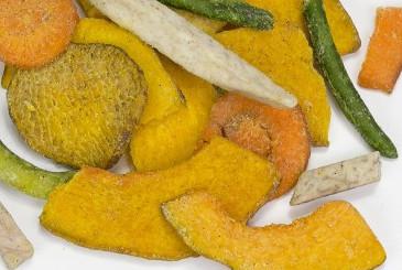 Vegetable Chips pepper & salt