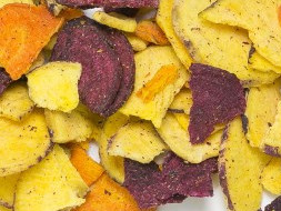 Vietnamesische Rüben-Mischungs-Chips