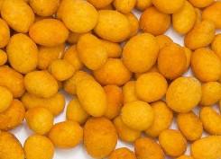 Cacahuetes cubiertos de masa Chile