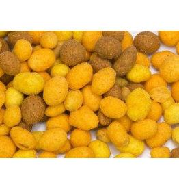 Festival des arachides enrobées de pâte