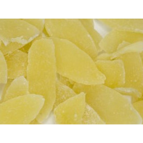 Pineapple core slices