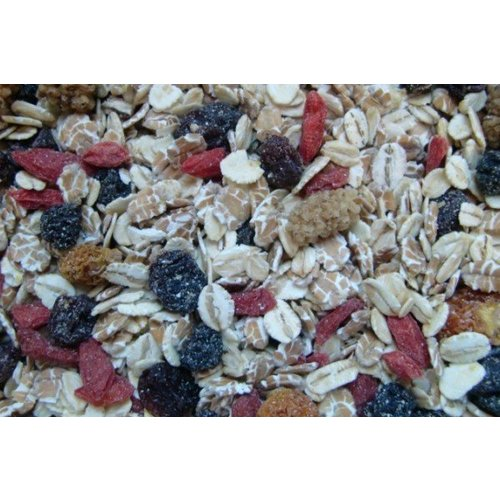 Muesli met superfoods