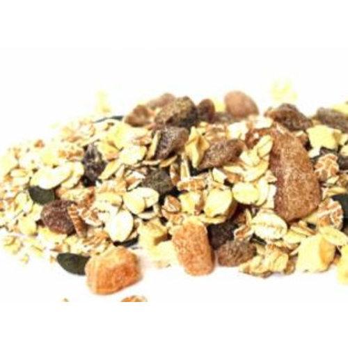 Müsli med nødder