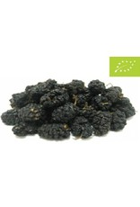 Mulberries orgánicos Negro