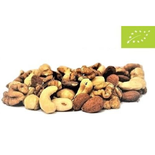 Mezcla de frutos secos orgánicas