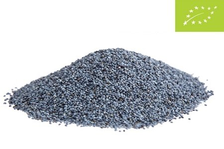 Organic poppy seed
