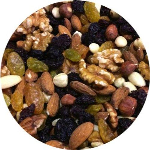 Nødder og rosiner mix