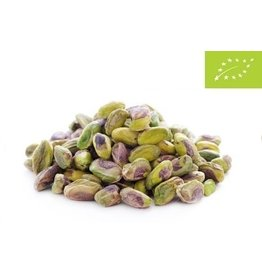 Økologiske pistacenødder skrællet