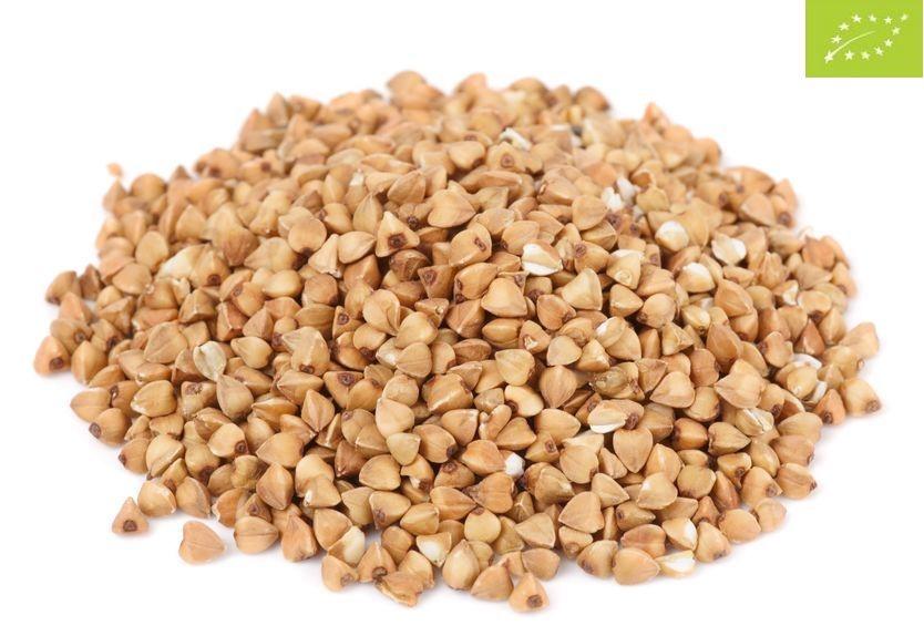 Trigo sarraceno orgánico (pelado)