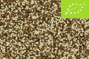 Organic Quinoa 3 colors