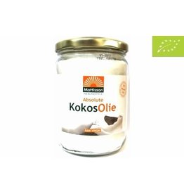 Kokosolie Extra Virgin biologisch RAW